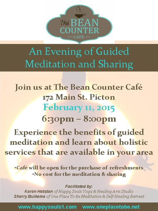 Evening of Meditation Feb 2015