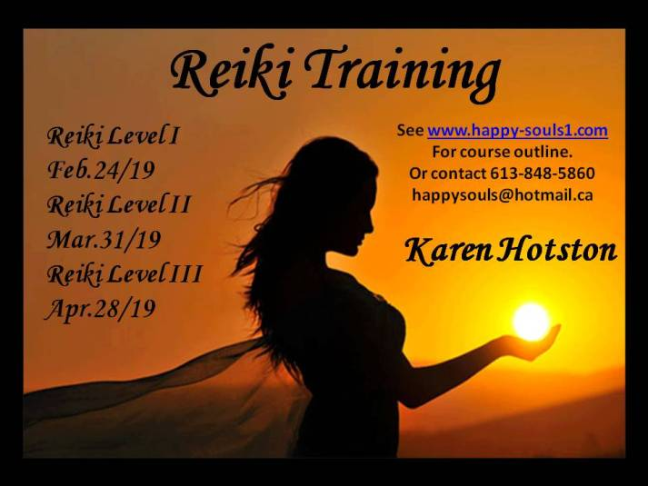 reiki training 2019